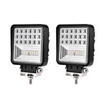 2X 48W LED Arbeitsscheinwerfer LED Autolampe Flutlicht Offroad Scheinwerfer 12V