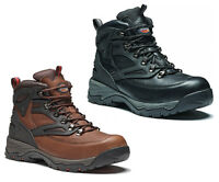 Dickies Preston Water Resistant Safety S3 SRC Mens Leather Work Boots UK6-12
