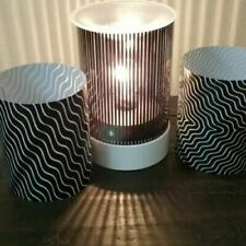 """NIB Scentsy """"In Motion"""" Full Size Warmer - geometric spinning FREE SHIPPING"""