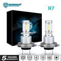 Fits Honda Acty 55w Super White Xenon HID Low Dip Beam Headlight Bulbs Pair