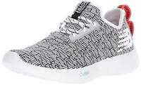 New Balance Men's Shoes Wool Low Top Bungee Running, White/Black, Size 9.0 K6ZR