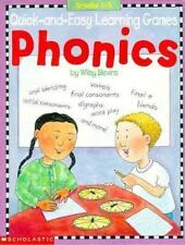 Quick-and-Easy Learning Games: Phonics Grades 1-3