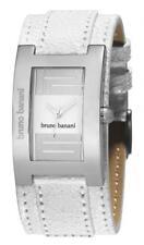 Bruno Banani XR3106306 XT Evolution Rectangular Ladies Damenuhr Analog  Leder We