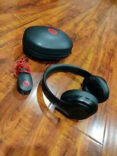 Beats by Dr. Dre Studio 3 Wireless Over Ear Bluetooth Headphones - Matte Black