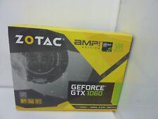 ZOTAC GeForce GTX 1060 AMP Edition, 6GB GDDR5 Video Card