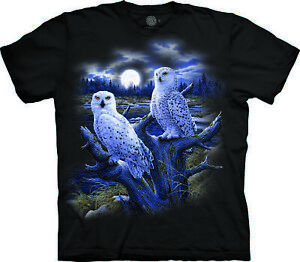 The Mountain Men's Snowy Owls T-Shirt