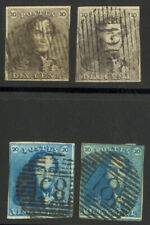 Belgium #1-2 Used CV$300.00 Leopold I