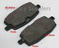 Brake shoes HC-A013 Peace Sports 50cc Moped/Scooter