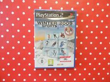 NEU OVP RTL Winter Sports 2009 Playstation 2 PS2 original Siegel Neu in Folie