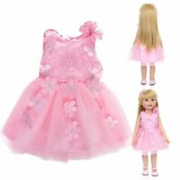 Fashion Doll Dress Cloth Lady Style For 18 Inch Doll Girl Toy Clothes Accessory
