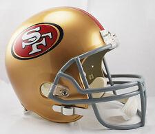 SAN FRANCISCO 49ers - Riddell Deluxe Replica Helmet