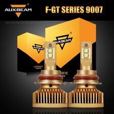 AUXBEAM 9007 HB5 LED Headlight Kit 90W 9000LM HI-LO Dual Beam Bulbs 6500K Power