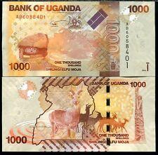 Uganda - 1000 shillings - UNC currency note