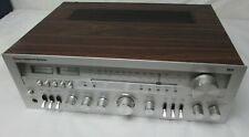 Modular Component Systems 3233 Stereo Receiver MCS Series Tested Works Vintage