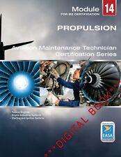 ***DIGITAL BOOK***EASA Part-66 Module M14 B2 - Propulsion