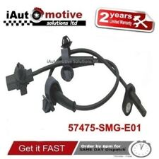 Honda Civic Rear Left ABS Sensor 2006-2012 Wheel Speed Sensor 57475-SMG-E01