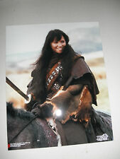 "XENA Licensed Photo 8x10 Xena ""DEBT"" 2nd pic Lucy Lawless Mint Condition!"