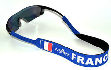 Wrapz FRANCE Floating Neoprene Sunglasses Strap Head Band 45cm STRAP