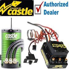 Castle Creations SW4 sans capteur WP ESC + 1406 4600Kv capteur moteur COMBO