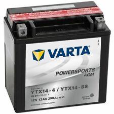 Varta Motor AGM Powersports Accu / Batterij YTX14-4/YTX14-BS