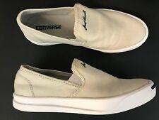 Converse Jack Purcell Tennis Shoes Size Men 7.5 Women 9 Slip On