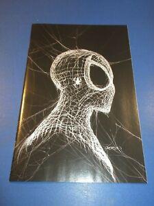 Amazing Spider-man #55 Gleason Super Rare Virgin Variant w/COA NM Gem Wow Hot