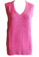 Lady's Collection Damen Strick Pullunder V-Ausschnitt Pink Gr. 42, 44 NEU!!!