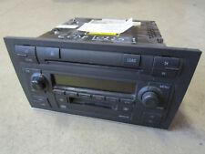 SYMPHONY II AUDI A4 B6 8E CD Wechsler Radio Kassette Tuner 8E0035195P