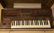 SIEL CRUISE POLY SYNTHESIZER  NEVER USED