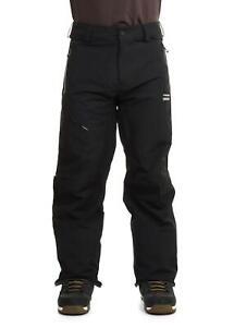 Volcom L Gore-Tex Snow Pants Black