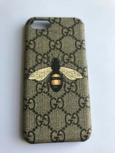 """Gucci """"Bee"""" phonecase/protector for Iphone 7/7S/8 Models, made in Italy"""