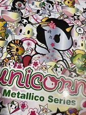 Tokidoki Unicorno Metallico Series 2 SEALED CASE 24 Blind Boxes New Chase Rare