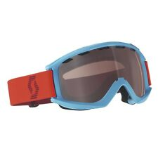 Scott Sanction Ski Goggle Blue with Illiminator 40 Lens 224595-0003274