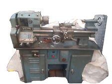 Boxford lathe used