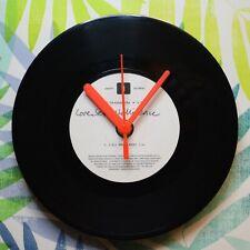 "The Shamen ""L.S.I."" Retro Chic 7"" Vinyl Record Wall Clock"