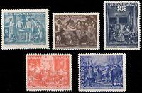 """ESPAGNE / SPAIN / ESPAÑA 1938 Sellos Beneficos """"Los Cuadros de Velazquez"""" *"""
