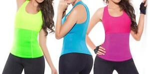 Fitnesst-Shirt Tummy Shaping Sweat Belt Neoprene Sports Suit Lose Weight Slim
