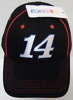 New Tags TONY STEWART #14 NASCAR Stock Car Racing Advertising ADJUSTABLE HAT CAP