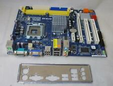 ASRock G31M-GS Socket 775 Motherboard System Board With I/O Plate