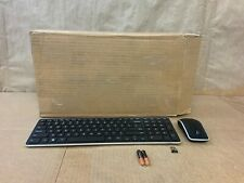 Dell KM714 Wireless Keyboard and Mouse KM714-BK-US ❤️️✅❤️️✅ NEW