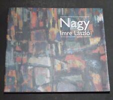 Rare + NAGY IMRE LÁSZLÓ / Catalogue Budapest Paris