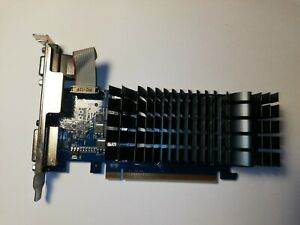 ASUS GeForce 210 (512 MB) (EN210SILENTDI512MD2LP) Graphics Card