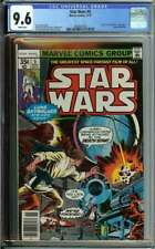 STAR WARS #5 CGC 9.6 WHITE PAGES  // PART 5 OF A NEW HOPE ADAPTATION MARVEL 1977