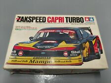 1/24 Tamiya Ford Capri Zakspeed Turbo #24014
