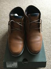 Men's Light Brown Timerbland Earthkeepers Plain Toe Chukka Size 8 Very Nice!!