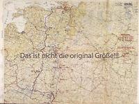 Heereskarten Ost  von November 1943 - Dezember 1943