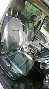 FORD GALAXY MK3 2010 - 2014 COMPLETE INTERIOR LEATHER SEATS FULL SET X 7