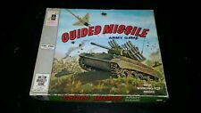 Vintage Guided Missile Army Board Game Complete