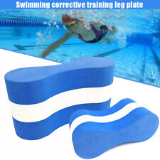 Swimming Pool Practice Training EVA Foam Pull Buoy Float Kickboard for Kids Adul