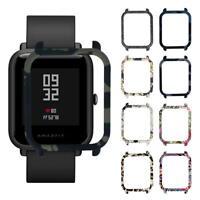 Für Xiaomi Huami Amazfit Bip BIT Youth Smart Uhren Fall PC Displayschutzfol R5Z3